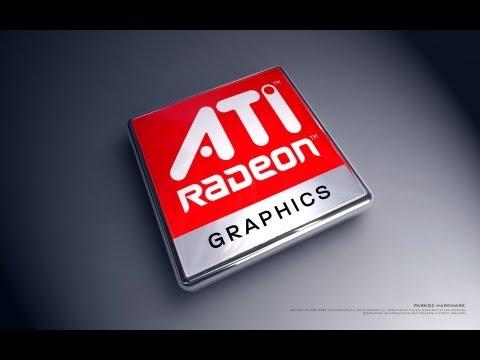 Настройка видеокарты ATI (AMD) Radeon