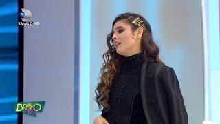 """Bravo, ai stil! (20.10.2017) - Ramona i-a cucerit pe jurati cu povestea: """"Sunt in doliu... """" Video"""