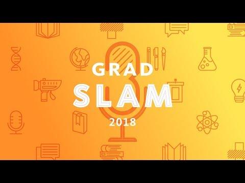 UC Grad Slam 2018