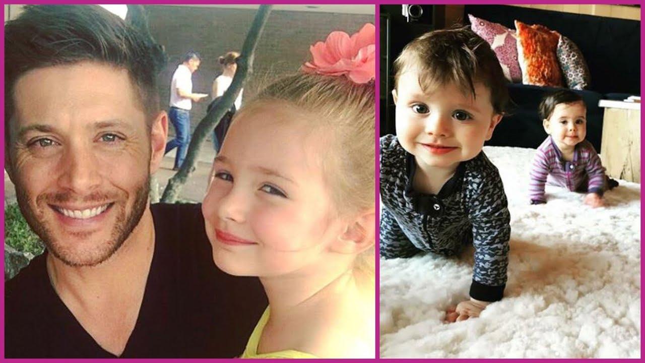 Jensen Ackles's Wife Danneel Ackles & Kids {Justice Jay ...