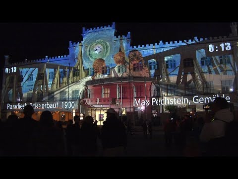 Stadtjubiläum bringt Zwickau zum Leuchten