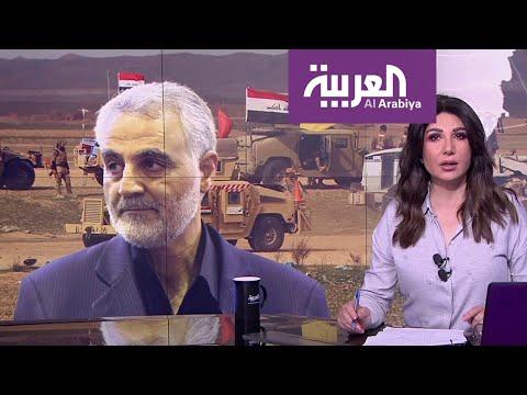 العراق وإيران.. سليماني وتأجيج الطائفية  - 21:59-2019 / 11 / 18