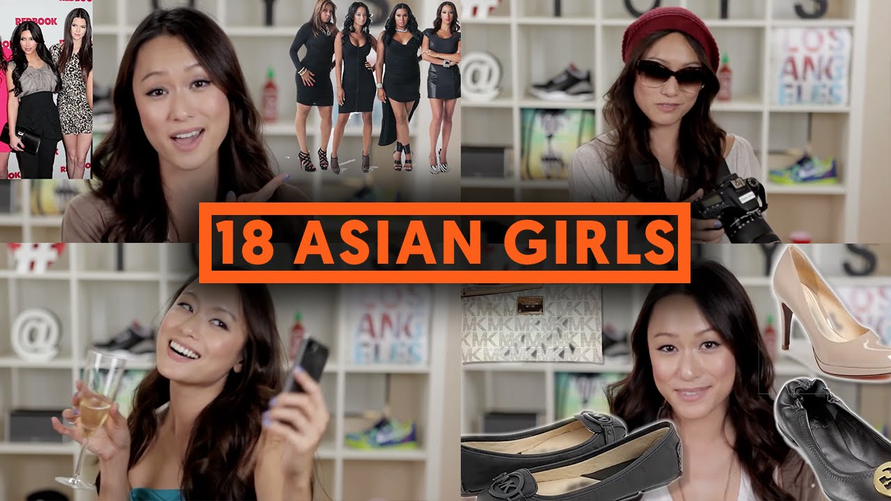 Have asian teen girls 18 how that