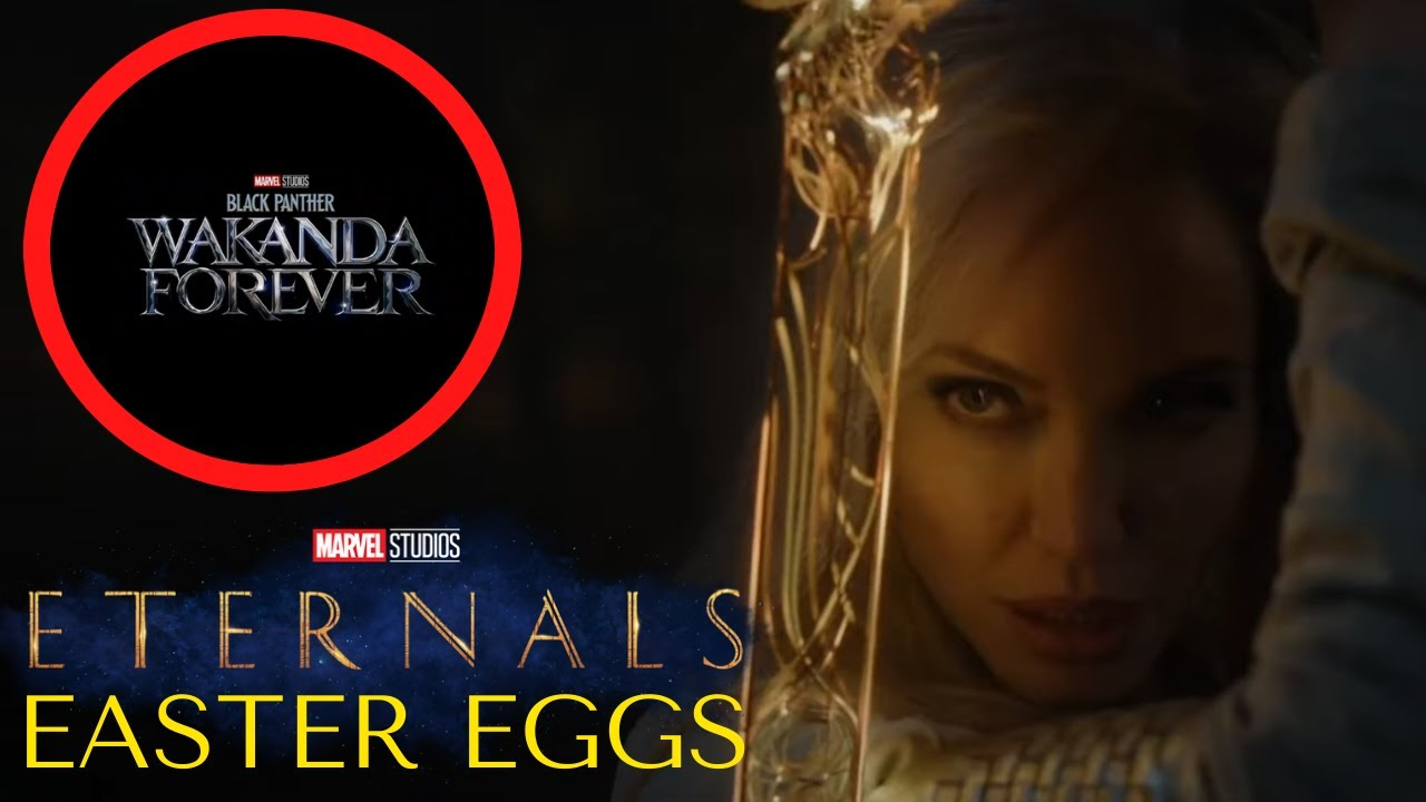 What The Sword In The Eternals' Trailer Is: Thena's Power Explained
