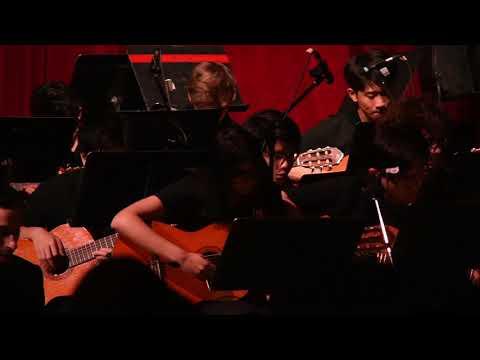 """A.Y. Jackson Grade 12 Guitar Class - """"El Gato Montes"""" (May Music Night 2)"""