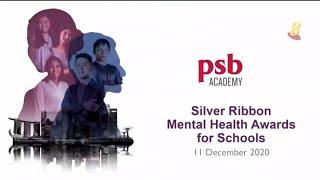 五所学府获颁心理健康奖 - YouTube