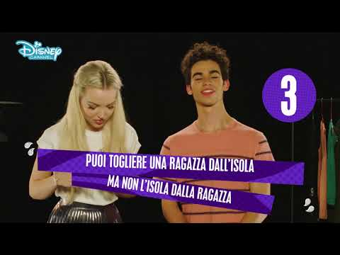 Descendants2 - Chi l'ha detto? - Dove e Cameron