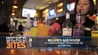 Wicked Bites - Drink of the Week - Miller's Ale House (Watertown, MA)