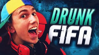 DRUNK SIMON VS THE WORLD! (DRUNK FIFA)