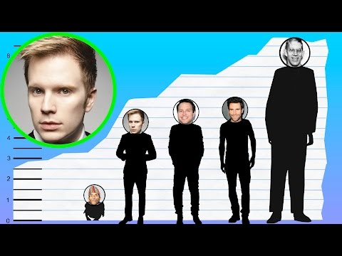 How Tall Is Patrick Stump of Fall Out Boy? - Height Comparison!