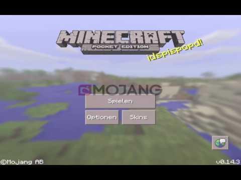 Skin Für Minecraft PE YouTube - Skin fur minecraft pe erstellen