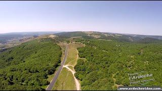 Ardèche - Sommet ardéchois Les Valadous (4K)