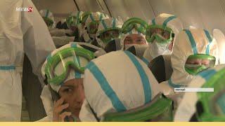 Порядка 5 тысяч вахтовиков вывезены с Чаяндинского месторождения в Якутии