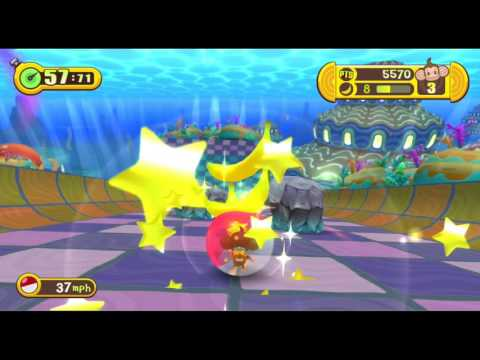 Super Monkey Ball: Step & Roll All Worlds 60fps