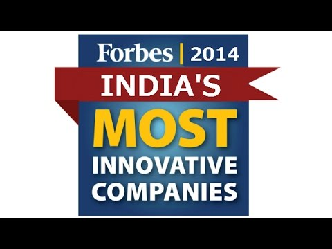 5 Indian Companies Make It To Forbes' 100 Most Innovative Companies List