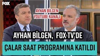 Gambar cover Ayhan Bilgen Fox Tv'de Çalar Saat programında soruları yanıtladı