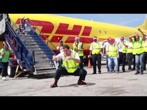 Happy DHL Aviation Venezuela