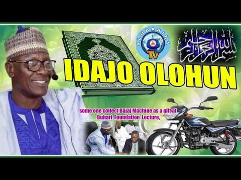 Download Idajo Olohun | Divine Judgment | Sheikh Buhari Omo Musa (Ajikobi 1) | 2021 Latest Islamic Lecture