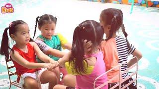 Bài Hát Những Em Bé Ngoan ♫ Em Yêu Trường Em | Nhạc Thiếu Nhi Vui Nhộn Cho Bé