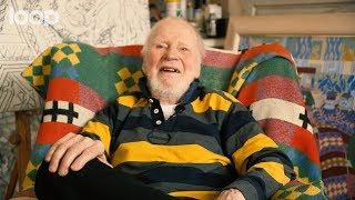 The 91-year-old rebel artist - BBC Loop