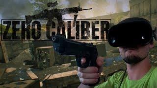 NAJLEPSZA STRZELANKA NA VR | ZERO CALIBER VR #1