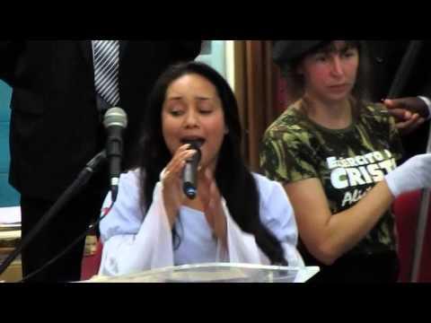 coreografia musica  mulheres de fe