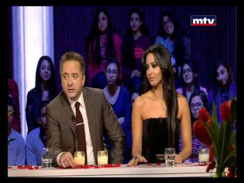 Talk Of The Town - Mays Hamdan - 13 Feb 2014 ميس حمدان