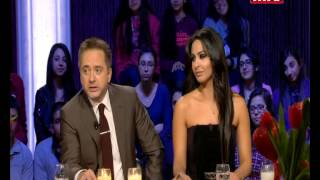 Talk Of The Town - Mays Hamdan - 13 Feb 2014 ميس حمدان