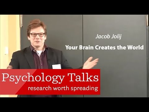 Your Brain Creates the World - 2014 Heymans Talk - dr. J. Jolij