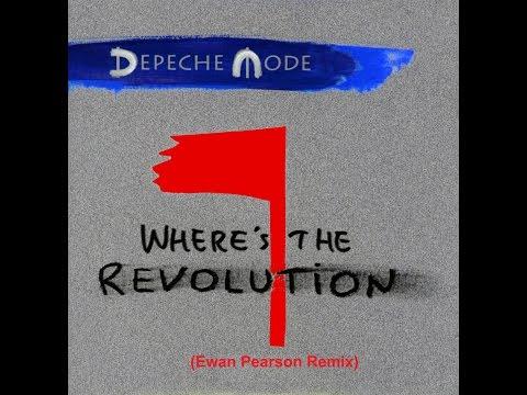 DM ; Where 's the Revolution (Ewan Pearson Remix)