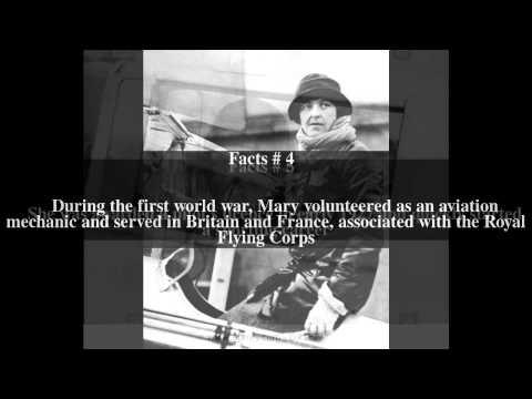 Mary Bailey (aviator) Top # 9 Facts