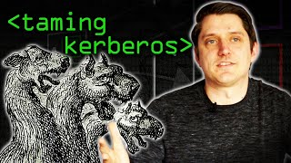 Taming Kerberos - Computerphile