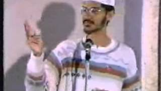 Dr. Zakir Naik - Islamic Dietary Laws 1of 2