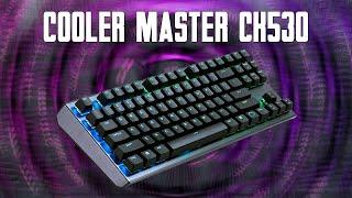 [Cowcot TV] Présentation clavier Cooler Master CK530