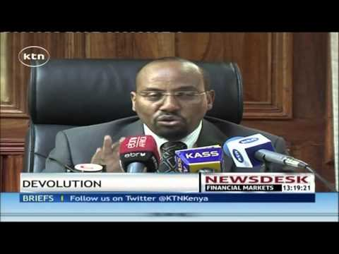 The Senate Committee on Finance accuses Treasury of sabotage against counties