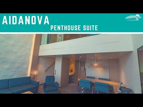 AIDAnova: Penthouse Suite ✅