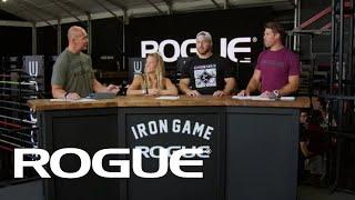 Rogue Iron Game - Episode 18 - 2019 Reebok CrossFit Games