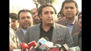 Nawaz Sharif is very sick, says Bilawal after meeting PML-N founder in jail