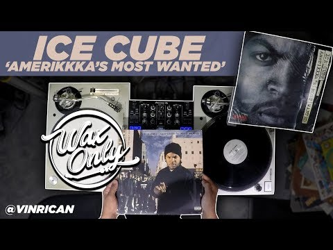 Discover Samples Used On Ice Cube's 'Amerikkka's Most Wanted'