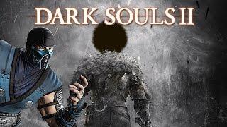 Dark Souls 2: Mortal Kombat Cosplay: Sub Zero