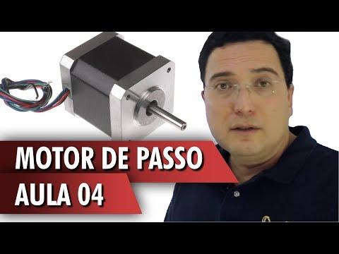 Encapsulando o servo motor de passo com controle serial via Arduino usando uma impressora 3D - Aula 4