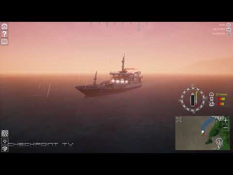 Fishing Barents Sea PC Preview Gameplay 60 FPS