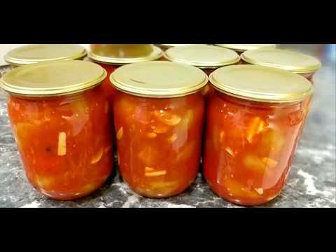 Как правильно делать лечо на зиму из помидоров и перца