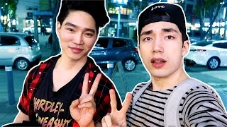 Getting Kicked Out of Bars With Edward Zo