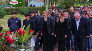 В Гагре почтили память жертв мартовской трагедии в Отечественной войне народа Абхазии