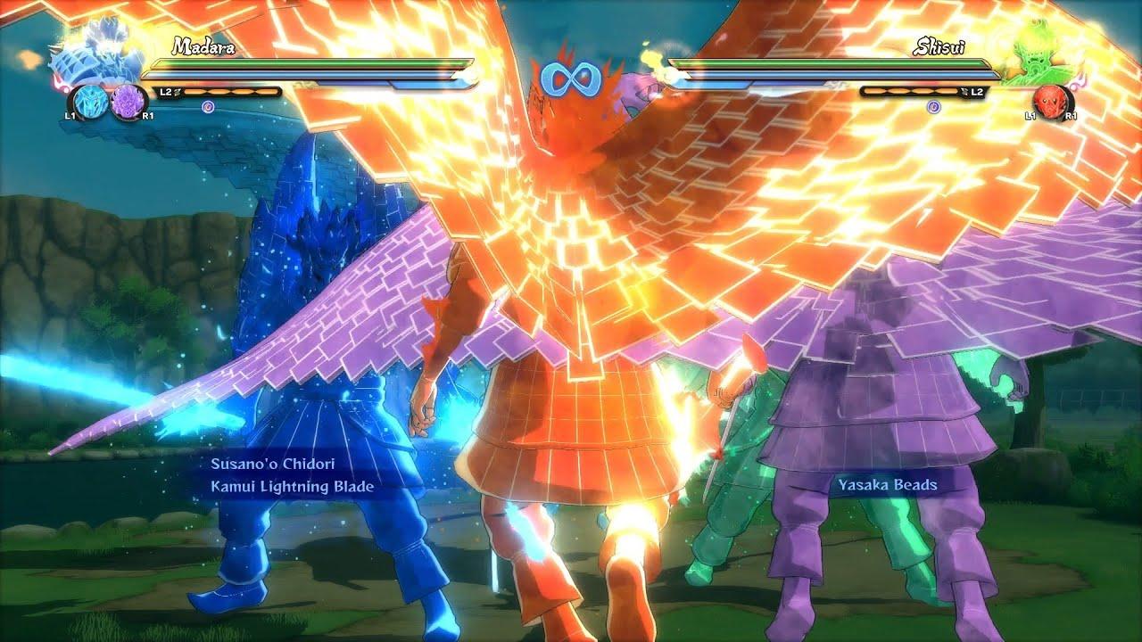 Naruto Shippuden Ultimate Ninja Storm 4 PC [MEGA