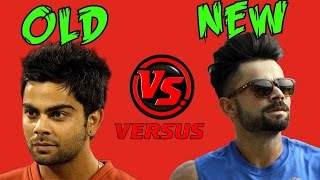 Virat Kohli's Face Transformation - OLD VS NEW!!! 2019