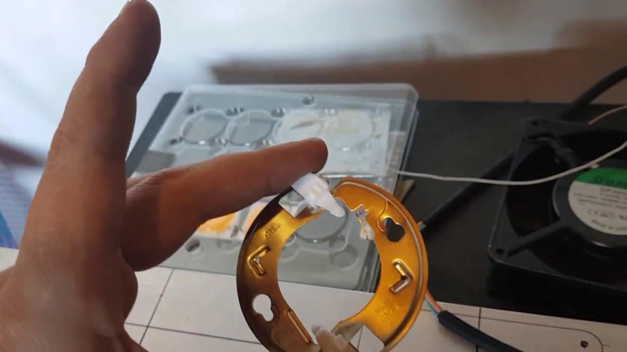 una lampara de led cxb3590 Armado cree gIY6yvbf7