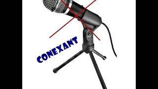 ♣RADA♣  *Problém s mikrofonem ?!* | (Conexant HD Audio Device)