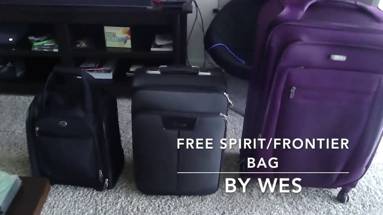 Best Bag For Spirit Airlines Personal Item Sema Data Co Op